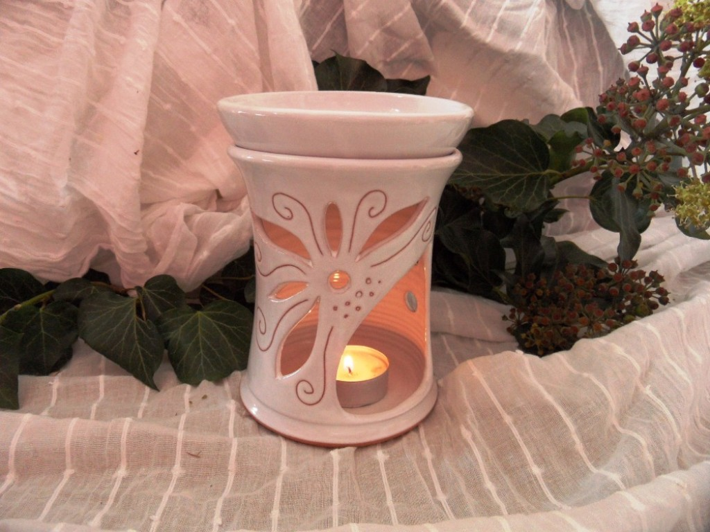 Aroma lampa kytička