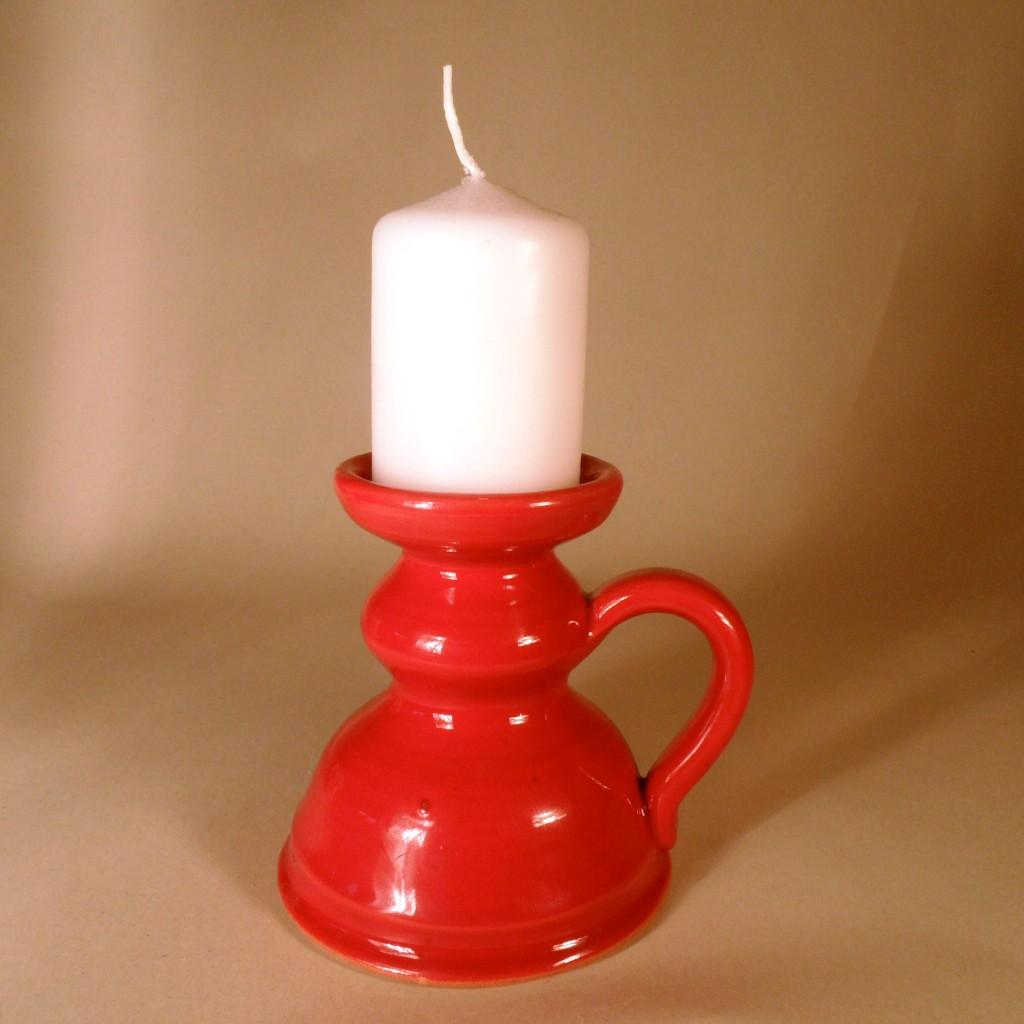 Svícen (červená)