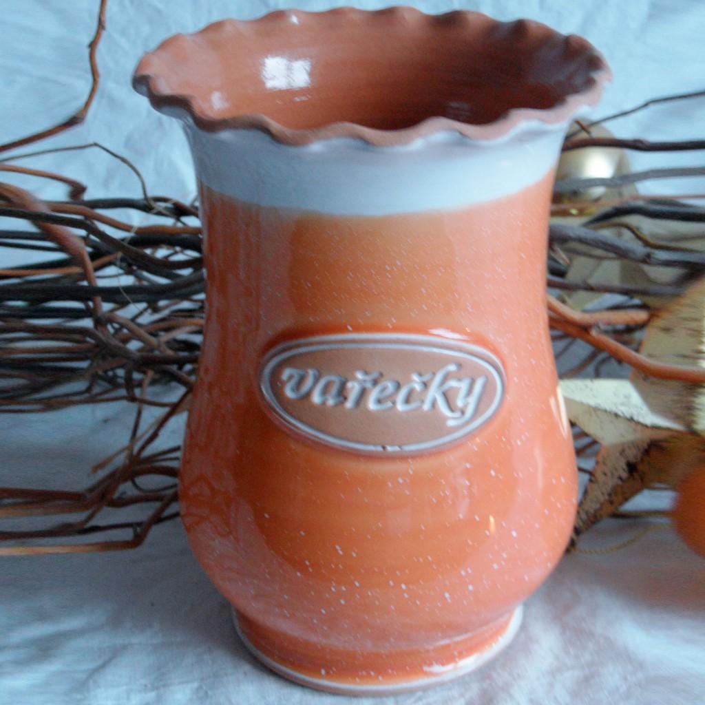 Dóza na vařečky (oranžová)